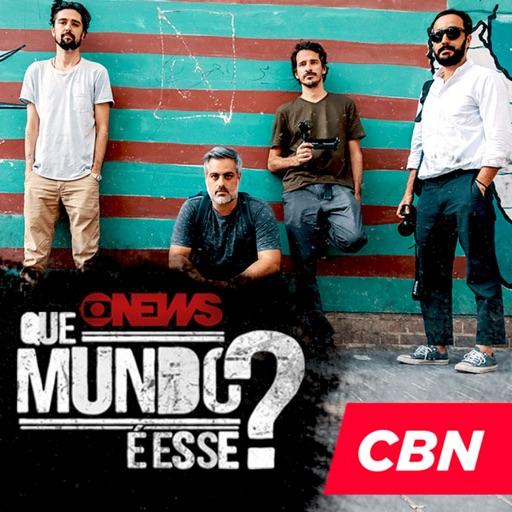 Cover image of Que Mundo É Esse?