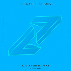 A Different Way (feat. Lauv) [DEVAULT Remix] - Single Mp3 Download