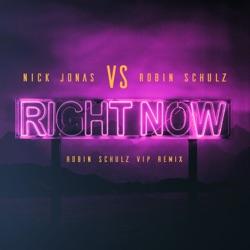 Album: Right Now Robin Schulz VIP Remix Single by Nick Jonas Robin