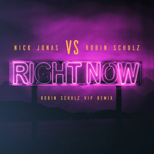 Right Now (Robin Schulz VIP Remix) - Single