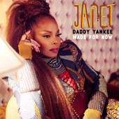 Made For Now - Janet Jackson & Daddy Yankee Cover Art