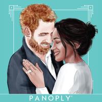 Podcast cover art for When Meghan Met Harry