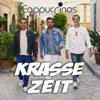Die Cappuccinos - Krasse Zeit artwork