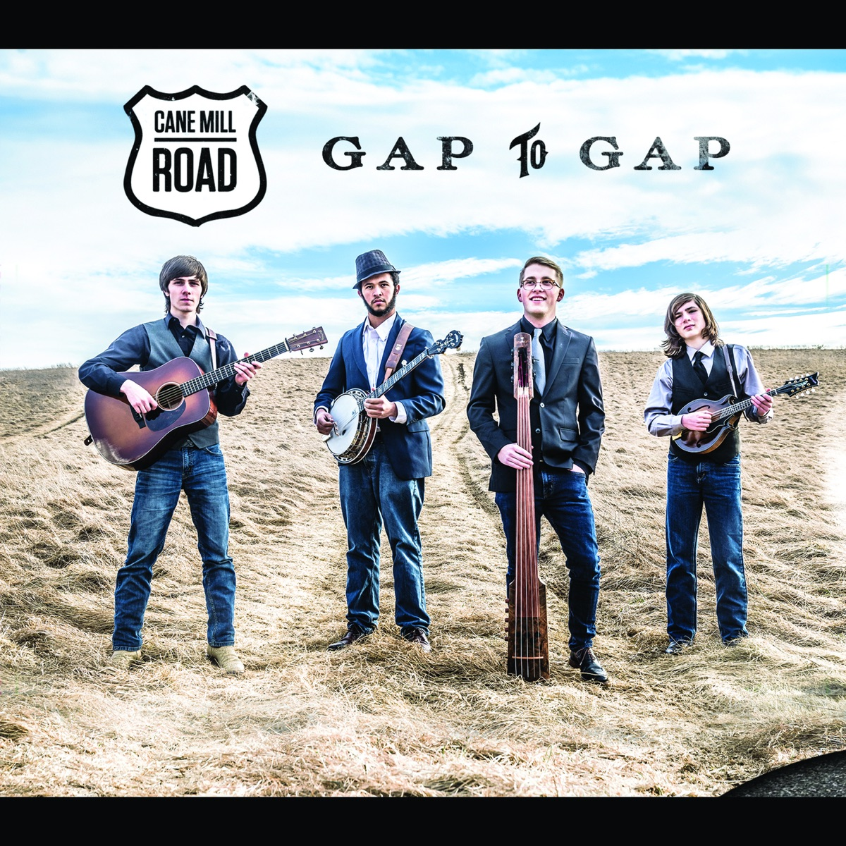 Gap to Gap feat Liam Purcell Eliot Smith Tray Wellington  Casey Lewis Cane Mill Road CD cover