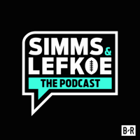 Podcast cover art for The Simms And Lefkoe Podcast