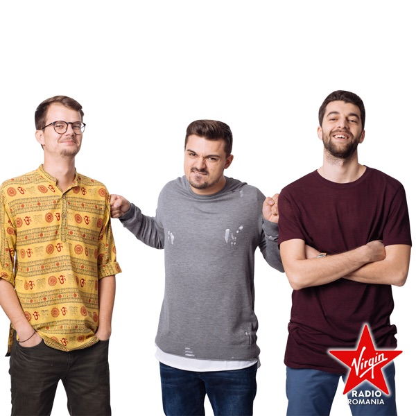 Virgin Radio Romania - Bogdan, Shurubel si Ionut