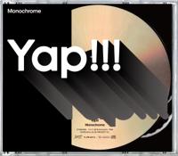 Yap!!! - Monochrome - EP artwork