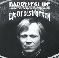 Barry McGuire - Eve of Destruction artwork