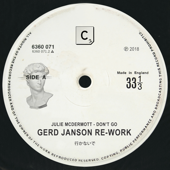 Don't Go (Gerd Janson Re - Work - Radio Edit)