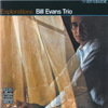 Bill Evans Trio - Explorations (Remastered)  artwork