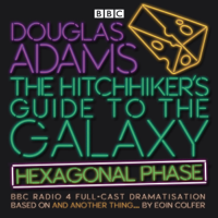 Eoin Colfer & Douglas Adams - The Hitchhiker's Guide to the Galaxy: Hexagonal Phase artwork