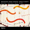 Angela Hewitt - Beethoven: Piano Sonatas (Op. 27/1, 31/2, 79 & 109)  artwork