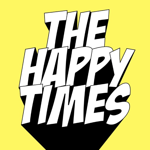 Cover image of The Happy Times