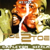 Toe 2 Toe - Capleton and Sizzla
