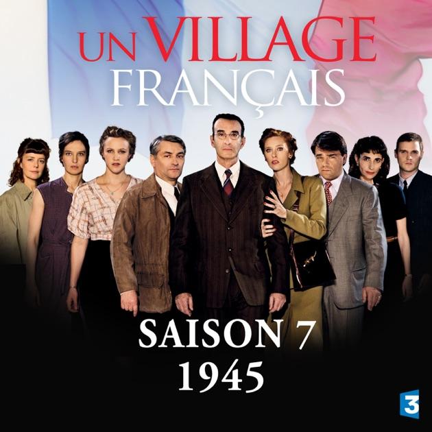 Un village fran ais saison 7 2e partie sur itunes - Acteur un village francais ...