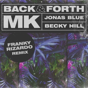 Back & Forth (Franky Rizardo Remix) - Single Mp3 Download