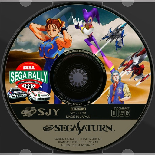 Cover image of The Saturn Junkyard's TitanCast