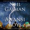 Neil Gaiman - Anansi Boys  artwork