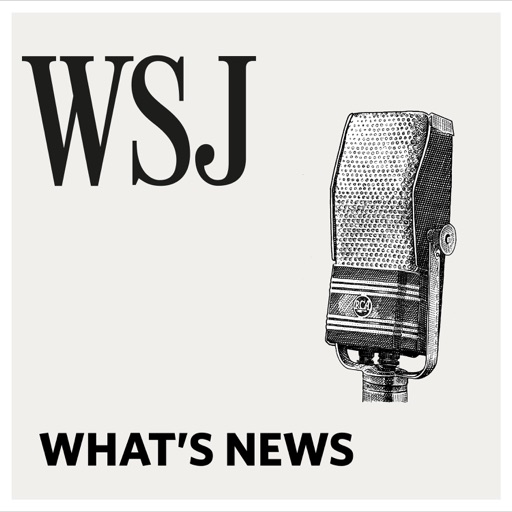 Cover image of WSJ What's News