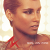 Alicia Keys - Girl On Fire Grafik