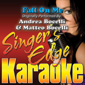 Fall On Me (Originally Performed By Andrea Bocelli & Matteo Bocelli) [Instrumental]