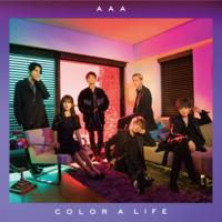 AAA - COLOR A LIFE artwork