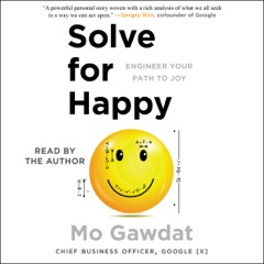Solve for Happy (Unabridged)