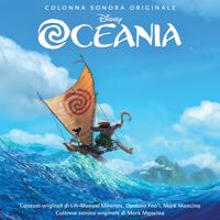 Artisti Vari - Oceania (Colonna Sonora Originale) artwork