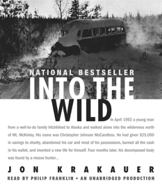 Into the Wild (Unabridged) audiobook