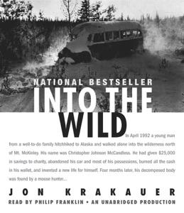 Into the Wild (Unabridged) - Jon Krakauer audiobook, mp3