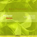 Alexandra Gravas, St. Petersburg State Academic Capella Symphony Orchestra & Mikis Theodorakis - Raven, for Mezzo-Soprano, Flute, Two Harps and Strings