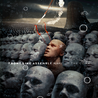 Front Line Assembly - Wake up the Coma artwork