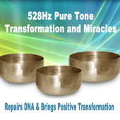 528Hz Pure Tone Transformation and Miracles (Repairs DNA & Brings Positive Transformation)