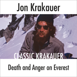 Death and Anger on Everest (Unabridged) audiobook