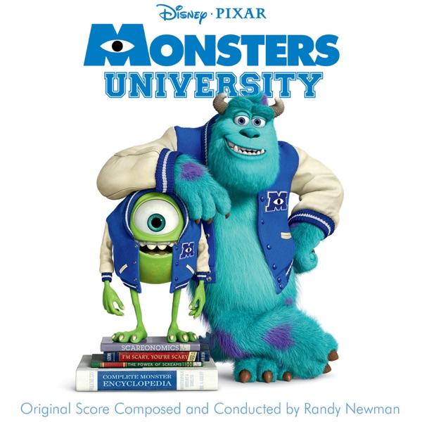 Monsters University (Original Score)