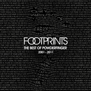 Powderfinger - Footprints - The Best of Powderfinger 2001-2011