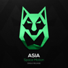 Space Motion - Asia artwork