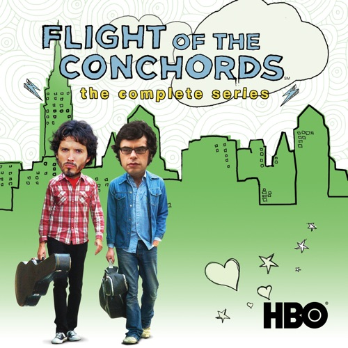Flight of the Conchords, The Complete Collection poster