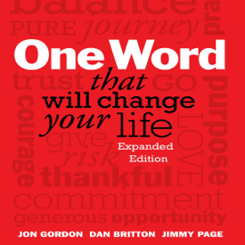 One Word That Will Change Your Life: Expanded Edition audiobook