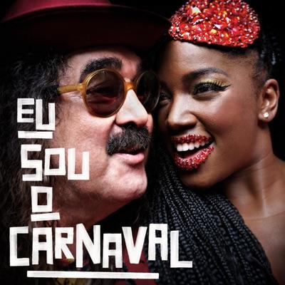 Eu Sou o Carnaval cover
