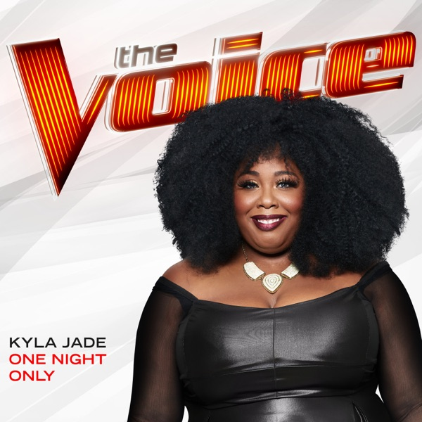 One Night Only (The Voice Performance) - Single