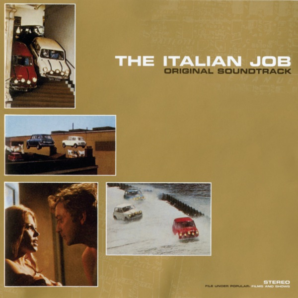 The Italian Job (Original Soundtrack)