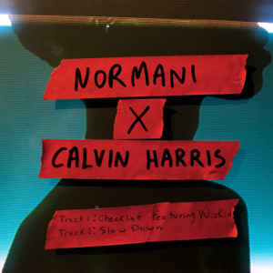 Normani, Calvin Harris - Checklist feat. Wizkid