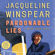 Jacqueline Winspear - Pardonable Lies