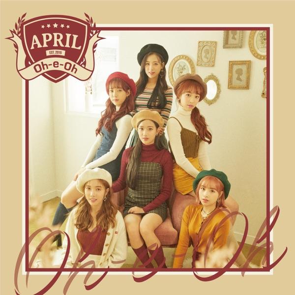 APRIL – Oh-e-Oh -Japanese ver.- – Single