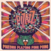 Pigeons Playing Ping Pong - Poseidon