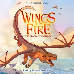Wings of Fire, Book #01: The Dragonet Prophecy