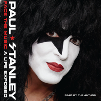 Paul Stanley - Face the Music artwork