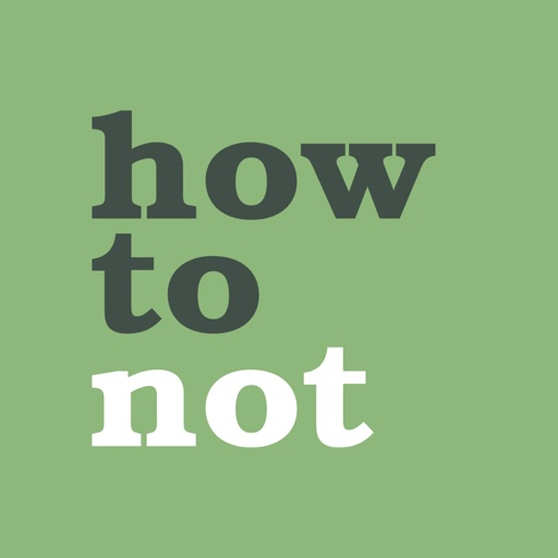 Cover image of How To Not