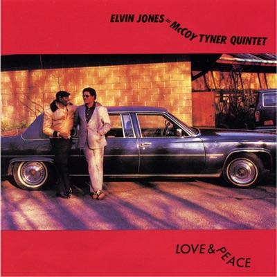 Love & Peace - EP - Elvin Jones
